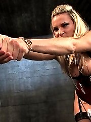 If you do not like to see gorgeous females beat the shit out of arrogant men, then this shoot is...