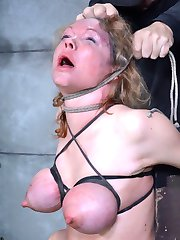Rain DeGrey is a veteran of our sadistic torments, and yet she keeps coming back for more. Her...