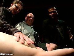 Welcome back to the Armory!! This time around Juliette March submits to Lorelei Lee in front of...