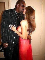 big breasts and mature interracial sex