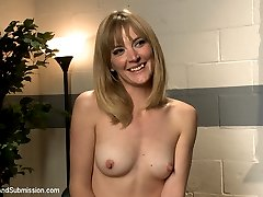 Mona Wales has an issue only Mr. Pete can fix. She seeks to submit to the roughest brutal orgasm...