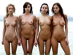Naked On The Beach! Gallery 6