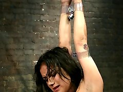 Our props department here at Kink.com made some new bondage items specifically for us. The...