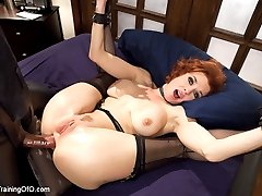 Veronica Avluv is set to graduate slave training but must first prove her worth in the domestic...