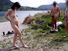 Real life amateur girlfriends and nudists in homem...