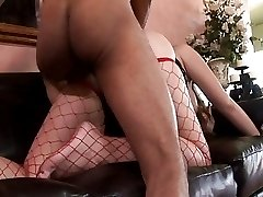 Thick White Bitch Teases Her Hairy Twat Then Gets Drilled