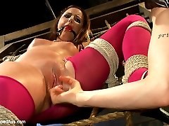 Welcome Hope to WhippedAss.com. Hope is only 20 years old, brand spanking new to BDSM, cute as a...