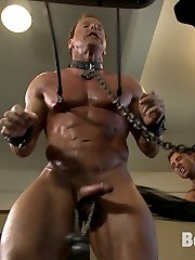 Connor Maguire is working at the gym when body builder Derek Pain walks in, interested in the...