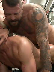 The boys arent finished with the arrogant Tyler Rush. Now that Rocco Steel -- the laundromats...