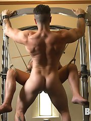 Dominic signed up for a coaching session with Trenton hoping to gain more muscle mass... but he...