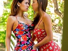 Watch welivetogether scene secret garden featuring vanessa veracruz browse free pics of vanessa...