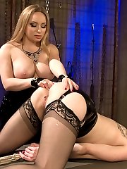 Bella Rossi needs to be knocked down a notch since her elevated status as a domme on Whipped...
