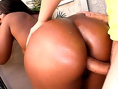 Rane Revere is a ebony goddess with a whole lot a body. She has perfect tits, a sweet candy...
