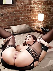 Big Beautiful Tits, Fabulous round ass and a pussy that wont quit fucking - Syren de Mer is...