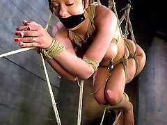 Cherry Torn returns for yet another display of beautiful submission and extreme bondage...