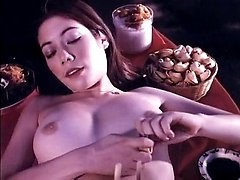 Samantha Morgan, Serena, Elaine Wells in vintage sex movie