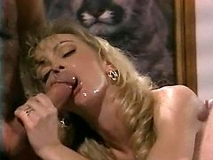 Crystal Wilder, Nikki Dial, Jon Dough in vintage xxx movie