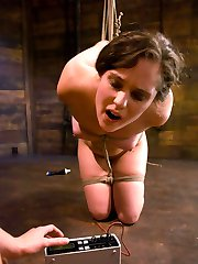 Charlotte Vale is a beautiful lifestyle submissive who has a fetish for punishment and pain....