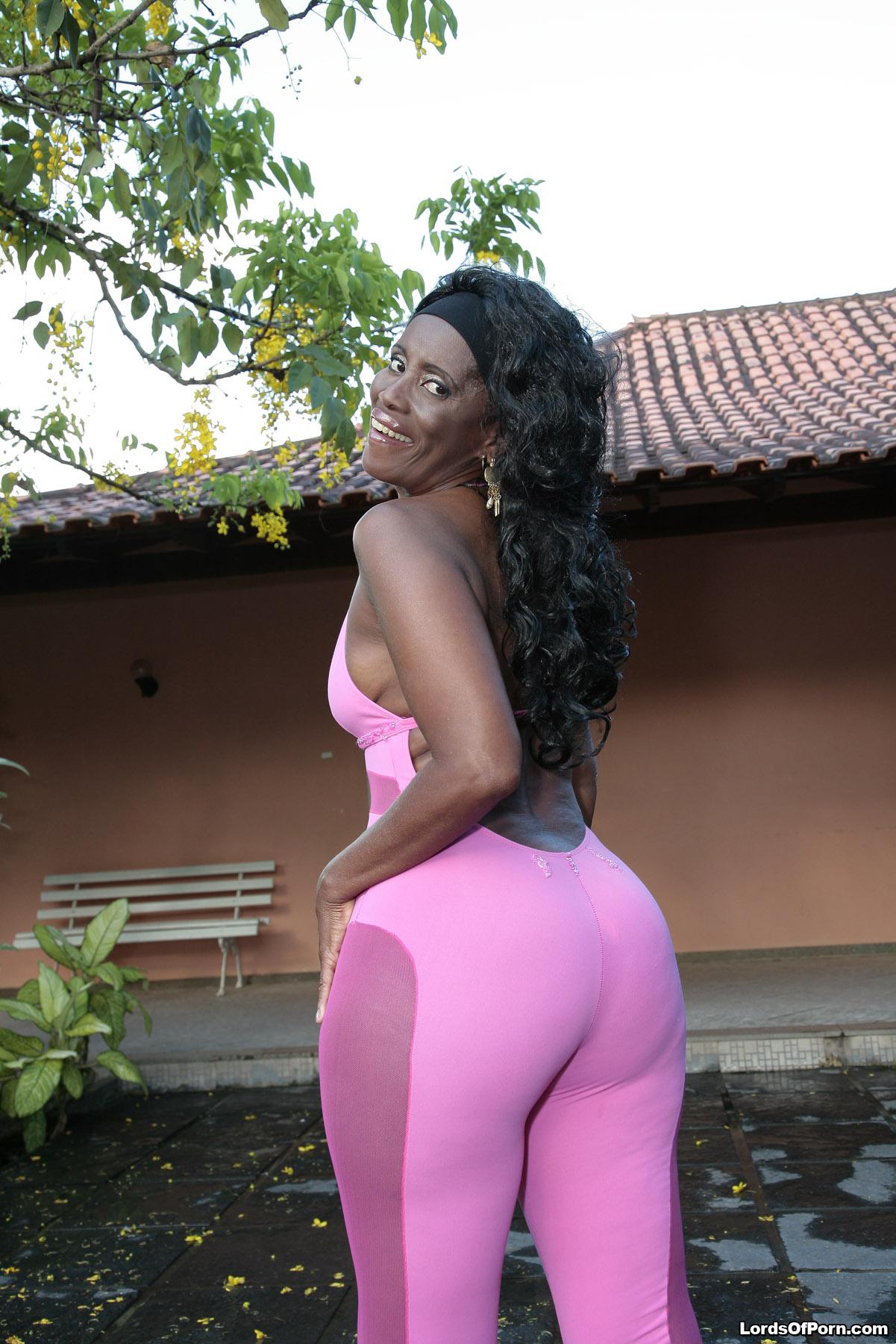 Nubia brazilian milf consider, that you