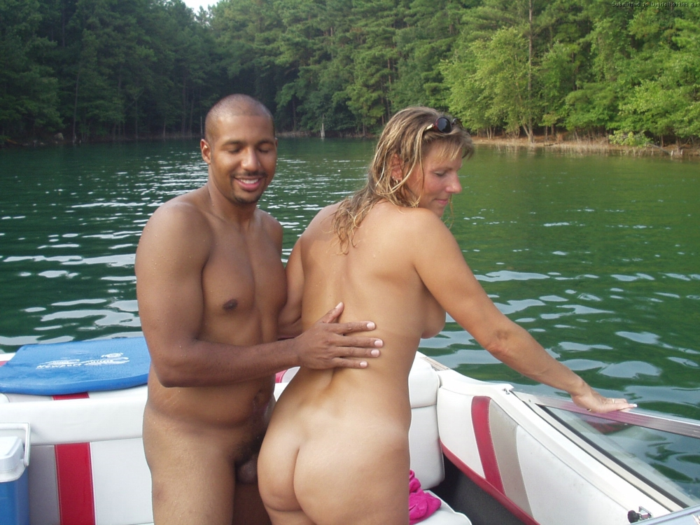 Amateur Wife First Interracial