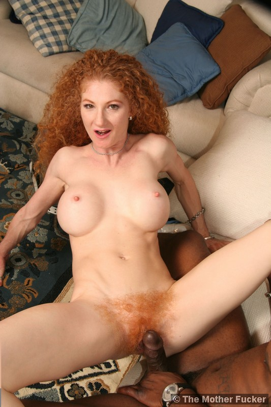 Red Head Threesome Creampie