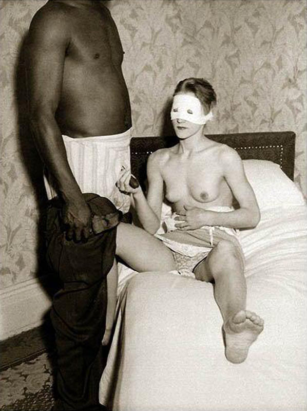 Tremayne recommend best of 1800s interracial pornography