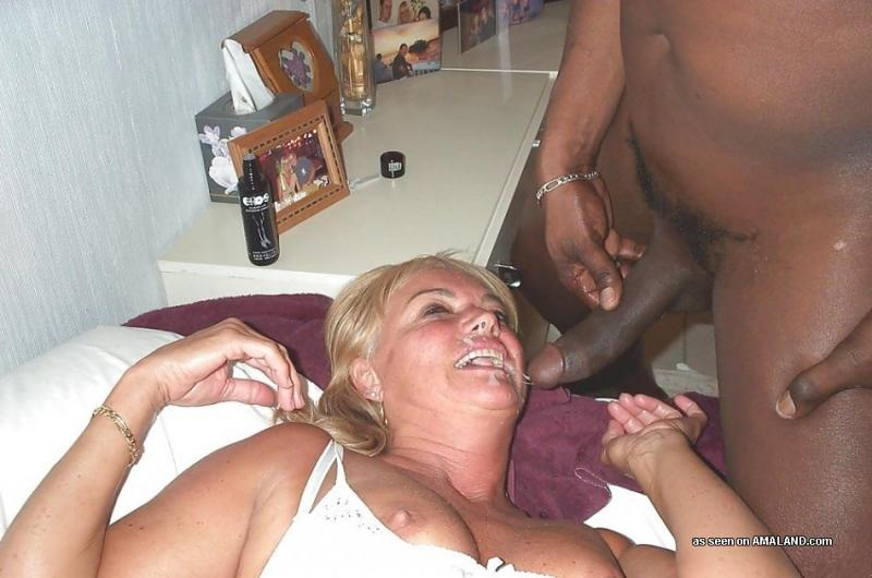 Mature Wife Interracial Sexy