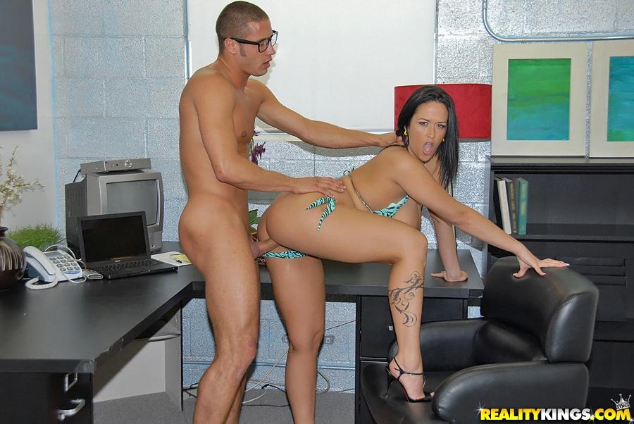 Male stripper workout