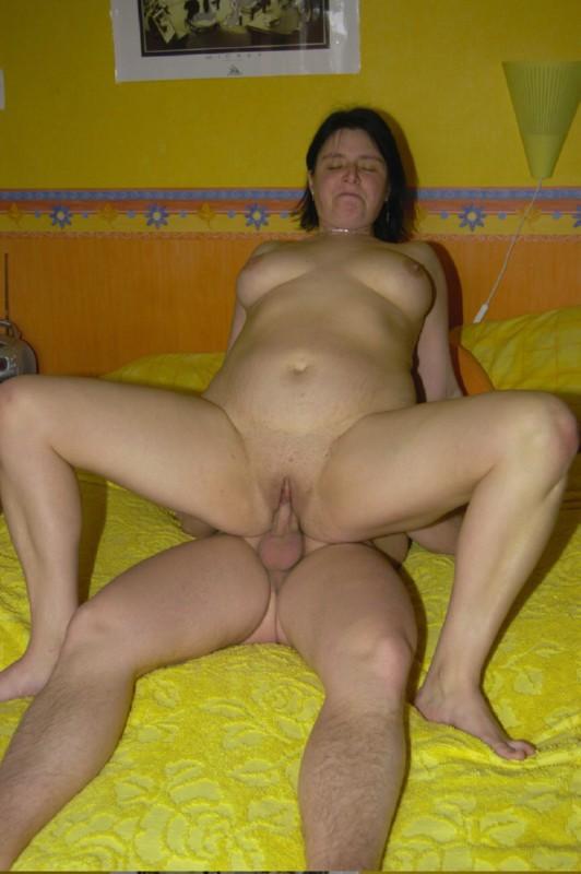 Amateur Big Tit Blonde Wife