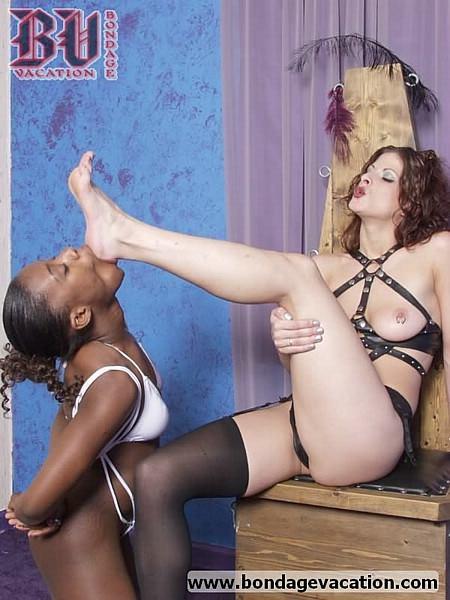 White Bitch Sucking Black Dick