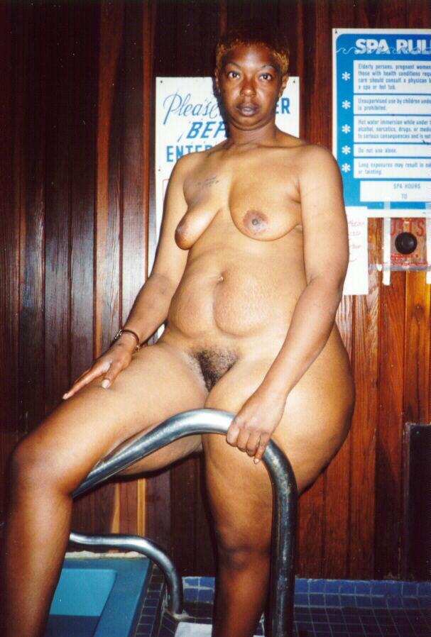 Sweaty sexy naked ladies