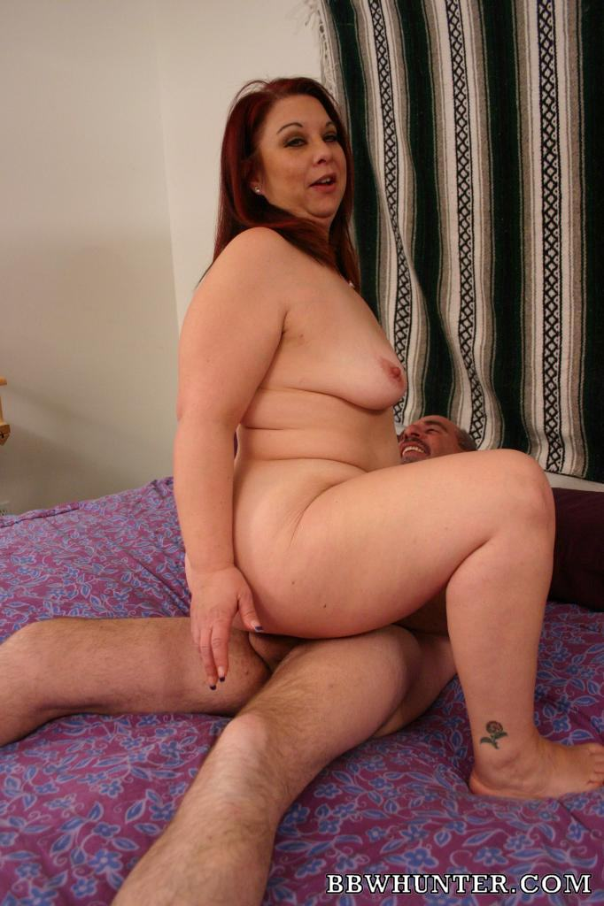 Sexy plumper Nina fulfills her wildest sexual fantasy as she ...