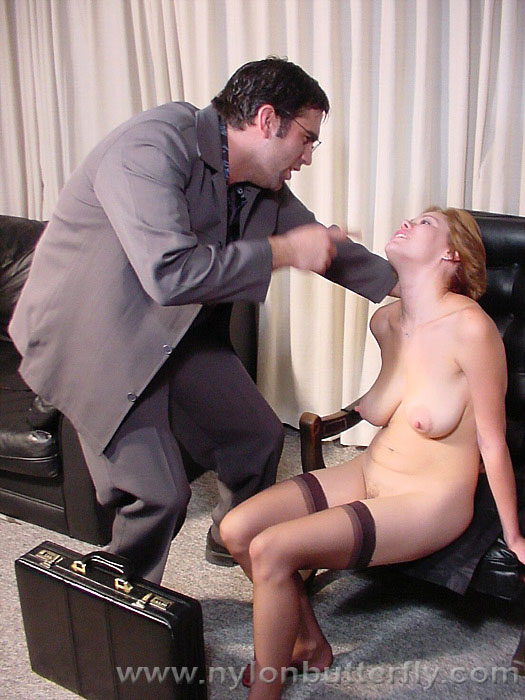 What that secretary spanked by her boss