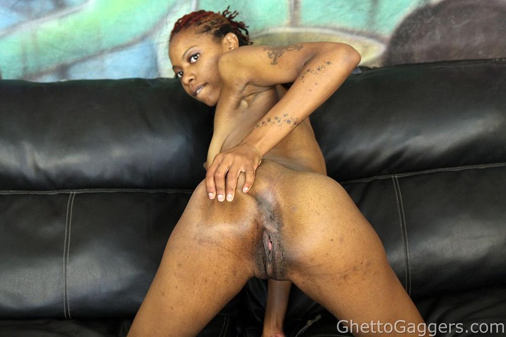 Amateur Homemade Anal Ebony
