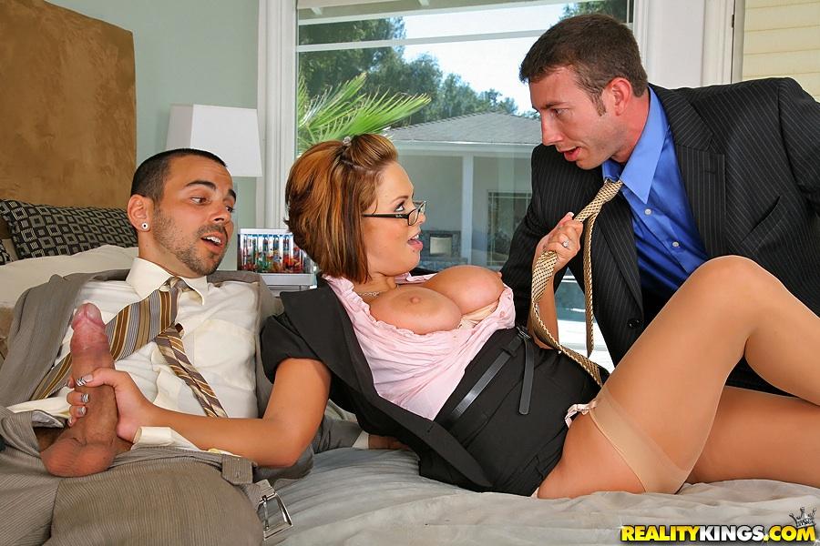 Hot Mature Milf Threesome