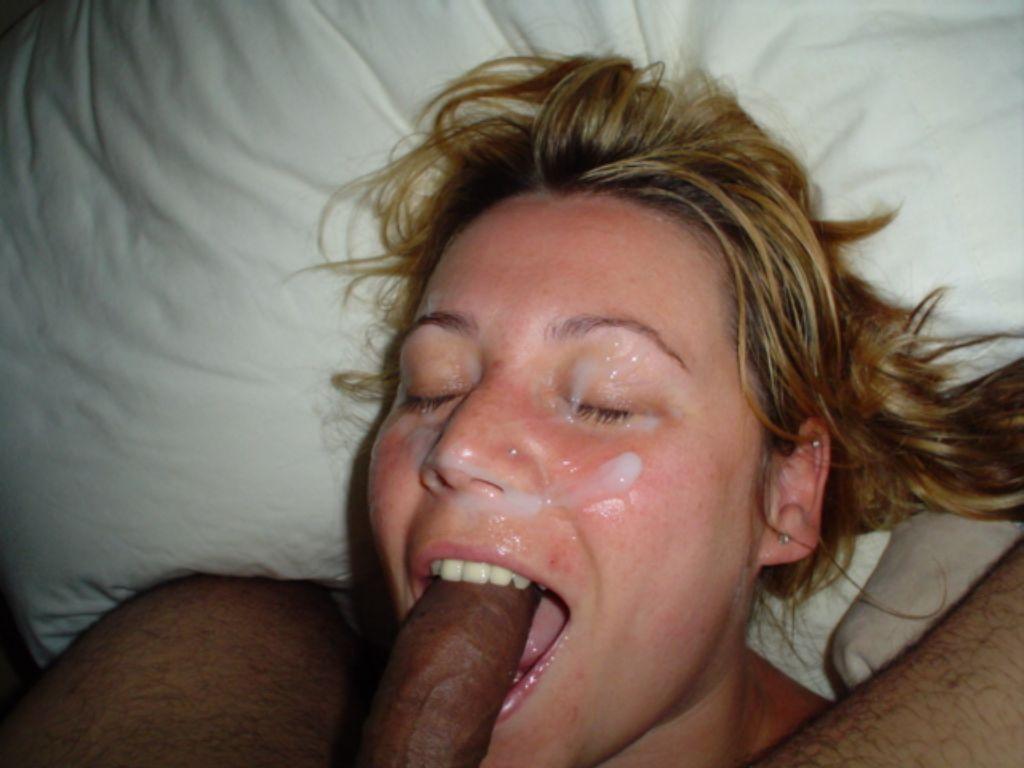 Bbc Amateur Blowjob Facial