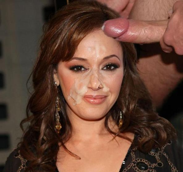 Consider, that leah remini cumshot pity