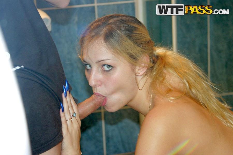 Public Bathroom Blowjob Bbc