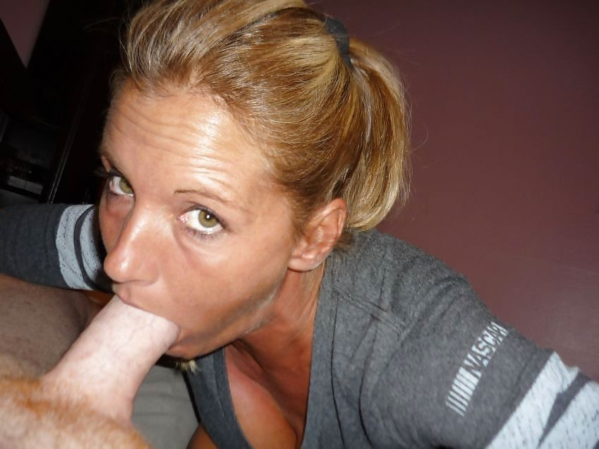 Head Milf Wife Amateur Blowjob