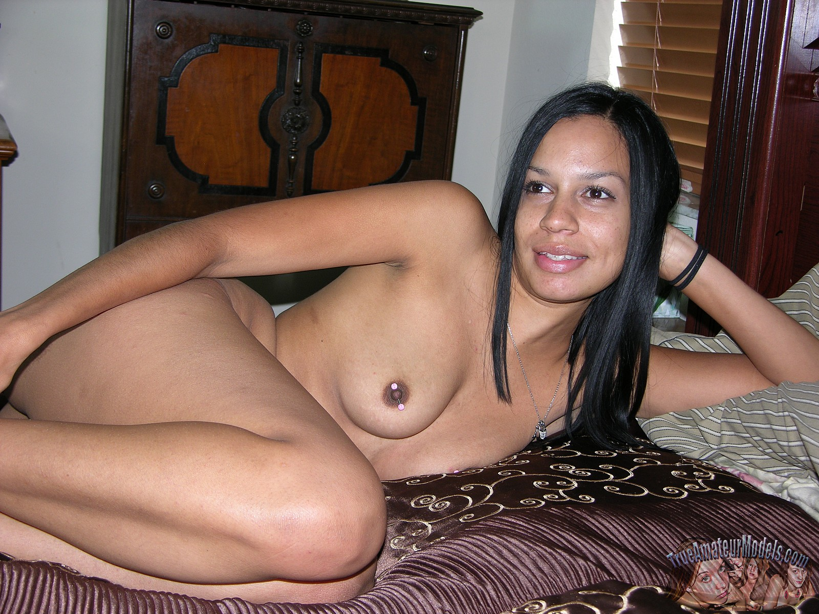 afro nude ass