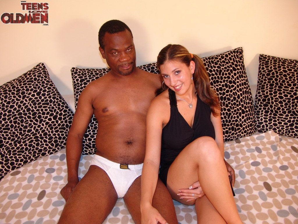 Black Old Man Fuck Young Girl