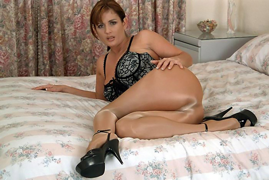Off milf pantyhose get all not