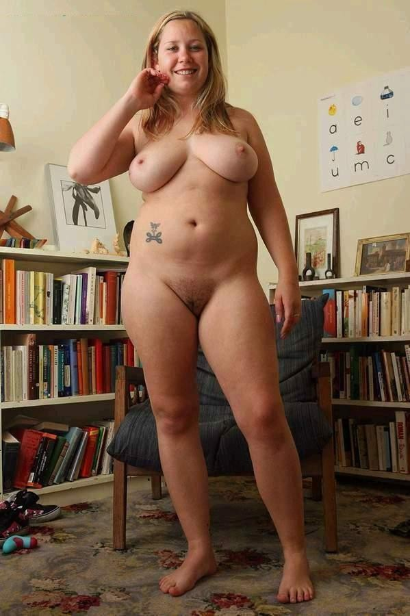 Chubby Milf Riding Dick