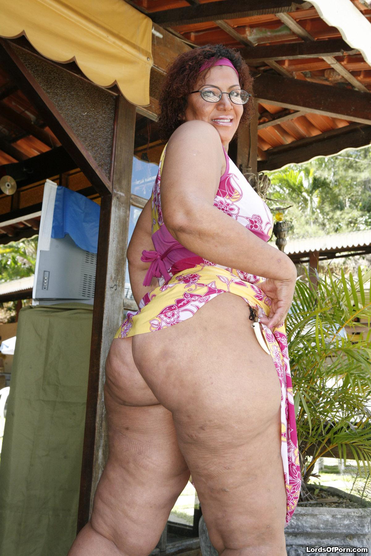 Big Fat Ass Sitting Dick