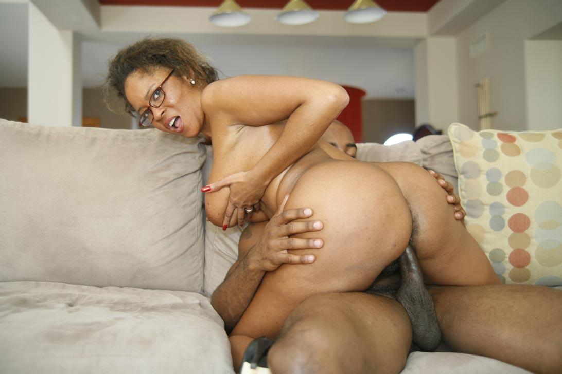 Ebony Girl Big Ass Anal