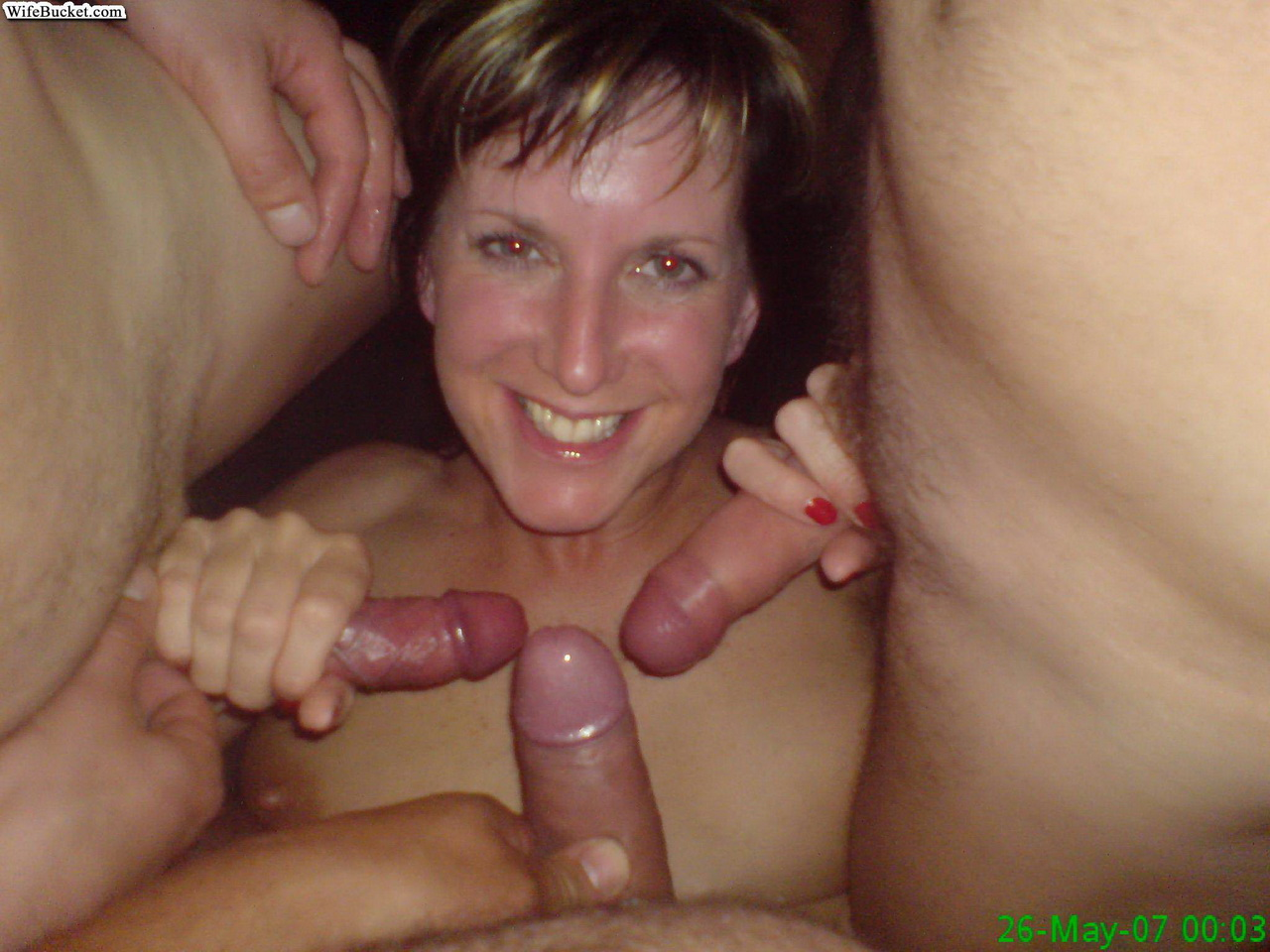 Wife Gives Husband Threesome