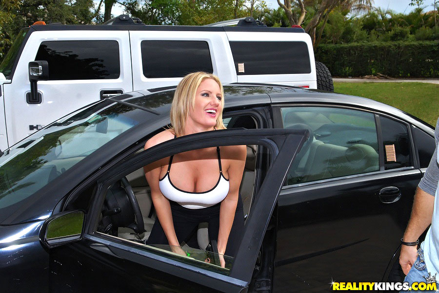 Skinny Milf Big Tits Creampie
