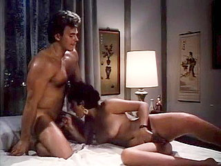 70s Brunette - One of the best classic porn films of 1980's