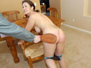 Hand spanking firm Abigail Whittaker