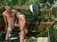Gay Public desi hone made porn in Double Barrel